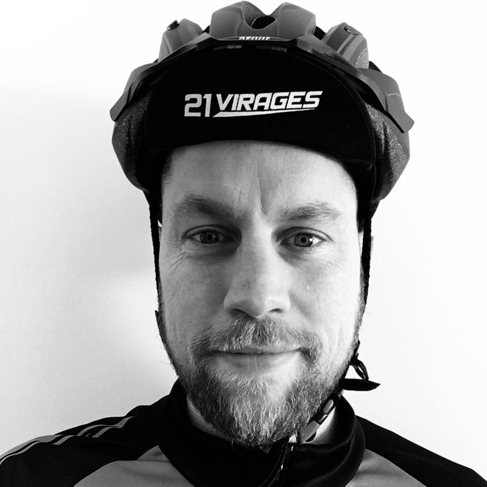 portretfoto fietskoerier frank meijer